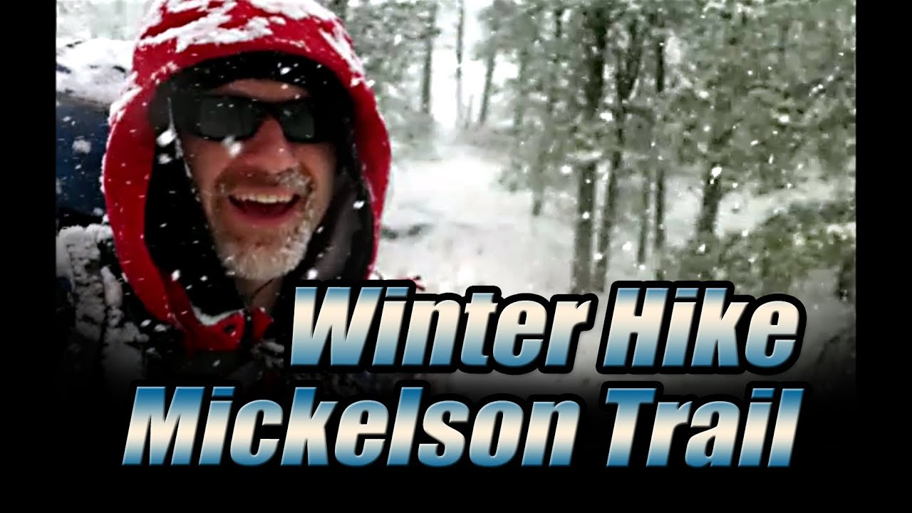 Winter backpacking trip first cold weather attempt youtube kristyandbryce Gallery