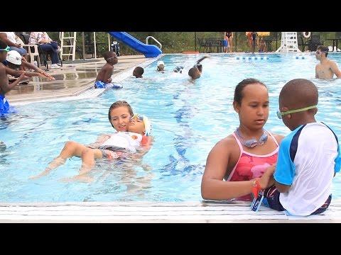 Roeper School - Make a Splash Swimming Program