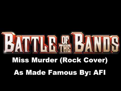 Battle of the Bands (Wii) Soundtrack - Miss Murder (Rock Cover)