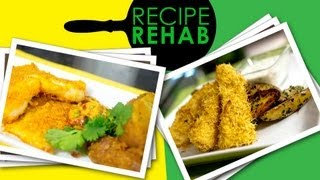 Healthy Fish & Chips I Recipe Rehab I Everyday Health