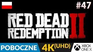 RED DEAD REDEMPTION 2 PL  #47 (odc.47 Live - POBOCZNE)  Bracia, psychopata i dziwna kobieta