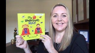 eSafeKids Book Reading: My Underpants Rule!