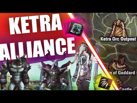 Квест на S рецепты брони \ Alliance With Ketra Orcs