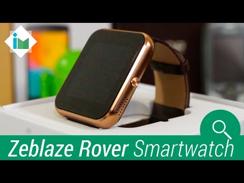 Zeblaze Rover Smartwatch - Review en español