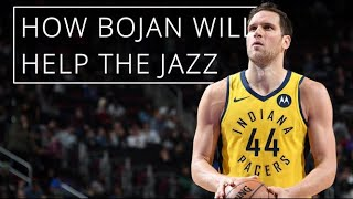 How Bojan Bogdanovic Will Help the Utah Jazz