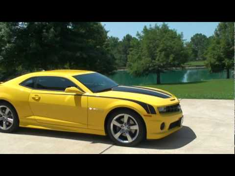 SOLD 2010 CHEVY CAMARO SS FOR SALE SEE WWW SUNSETMILAN COM  YouTube