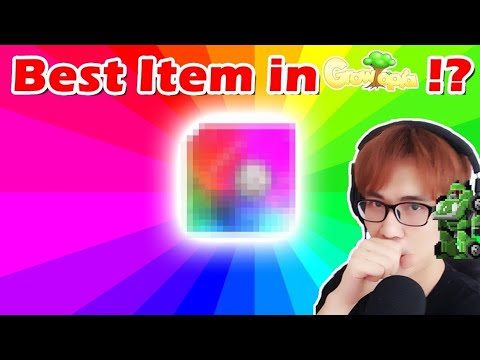 Finally bought this best item ever! Life-changing! | Growtopia