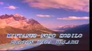 Proton Saga Kelabu - Jokteo Akang (Kadazandusun/WideScreen)
