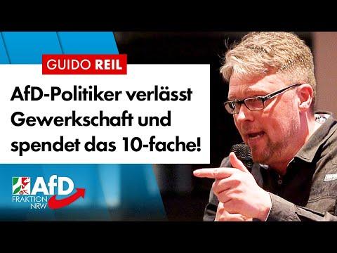 Gegen Arbeiterverräter in Gewerkschaften! – Guido Reil (AfD)