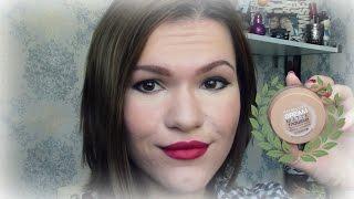 Обзор на тональный мусс Maybelline Dream Matte Mousse - Видео от Elena Sidorova