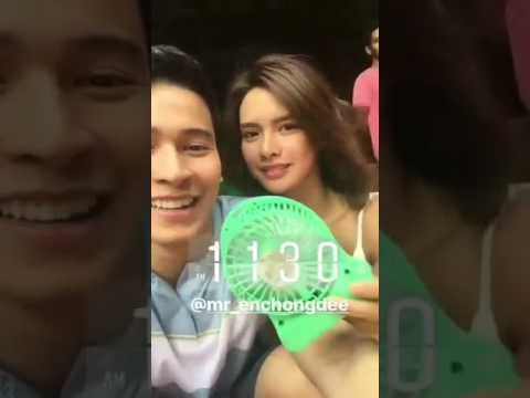 Erich Gonzales With Enchong Dee
