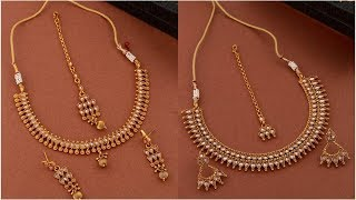 Latest & Trendy Necklace Designs | Necklace Designs