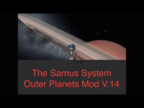 Outer Planets Mod, Kerbal Space Program | Doovi