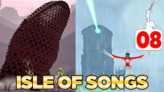 Isle of Songs & The Imprisoned - Skyward Sword HD 100% Walkthrough part 8