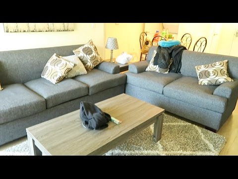 j.15 Road Trip USA ⤷ Los Angeles - Visite de l'appartement !