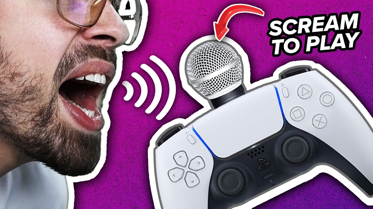 Scream Powered Controller