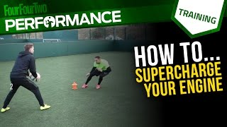 Speed for soccer | HIIT workout for football