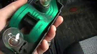 видео задние фонари ваз 2115