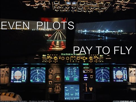 "PAY TO FLY - Airline pilots pay to ""work"" - RTS TV report [SUB ENG & ITA]"