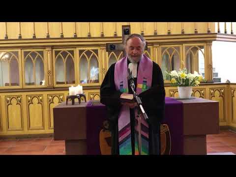 PALMSONNTAG 5. April 2020 - Gottesdienst in der Stiftskirche Windecken
