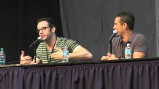 Summer Sac-Anime 2013 Men Of Voice Acting Panel - Part 1