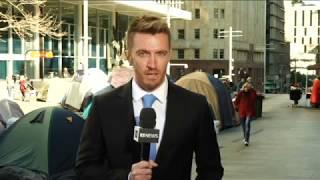 "Mark Reddie ABC News ""Tent City"""