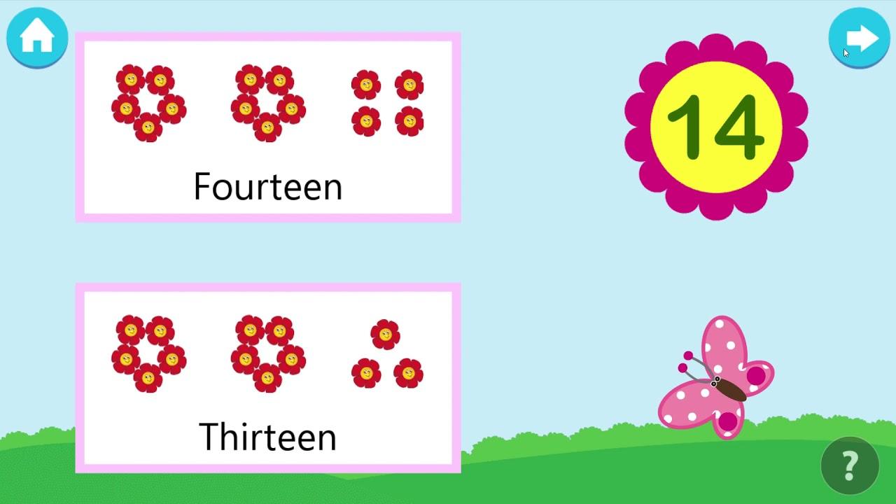 Kids Games Learning Math Basic Level 2