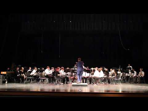 East Wake High School's Spring Band Concert, 2018 First Suite in Eb