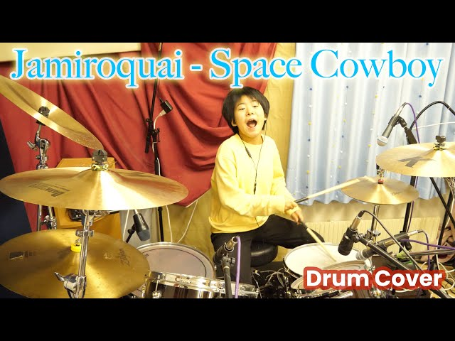 Jamiroquai - Space Cowboy / Covered by Yoyoka Soma