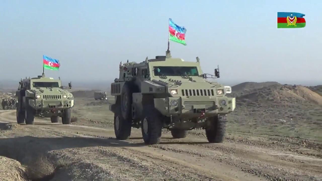 Ordumuzun təlimləri uğurla başa çatdı - VİDEO/FOTO
