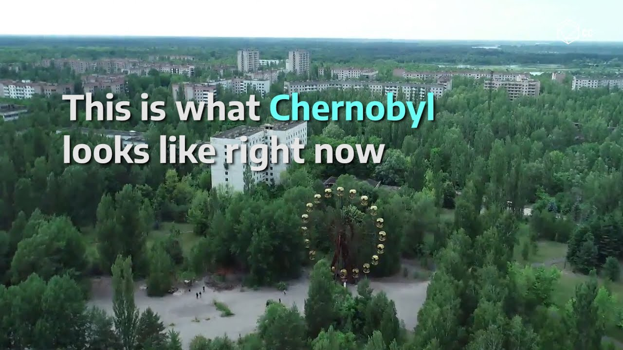 This Is What Chernobyl Looks Like Right Now