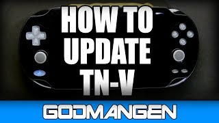How to Update to TN-V10 (Latest version) (All firmwares) (PS Vita eCFW Tutorial)