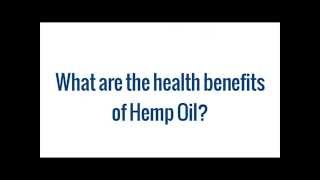 What Are the Health Benefits of Hemp Oil? with Nutrition Diva, Monica Reinagel