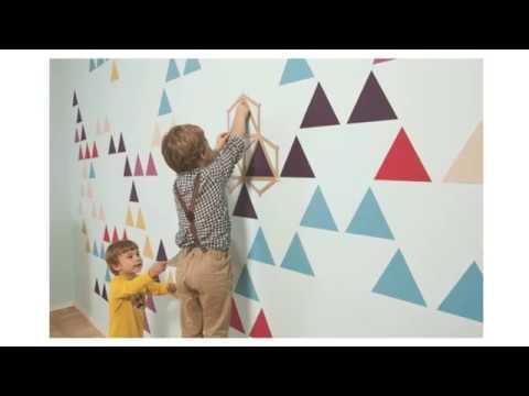 Peinture Murale Style Compil Idées Déco Diy