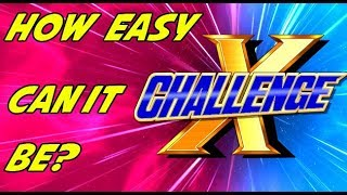 Is X Challenge's Easy Mode That Easy? (Mega Man X Legacy Collection)