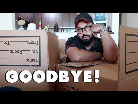 TIME TO SAY GOODBYE !!!