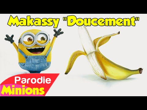 """(Parodie Minions) """"Lentement"""" (de Makassy - Doucement)"""