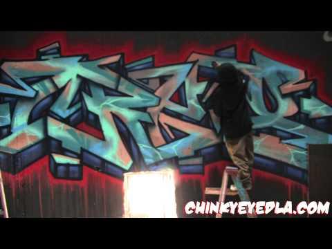 Break Yoself 2nd Annual Graffiti & Art Show In El Paso TX
