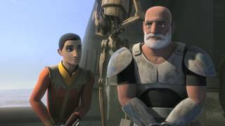 Star Wars Rebels- The Last Battle Preview (With Flashbacks)