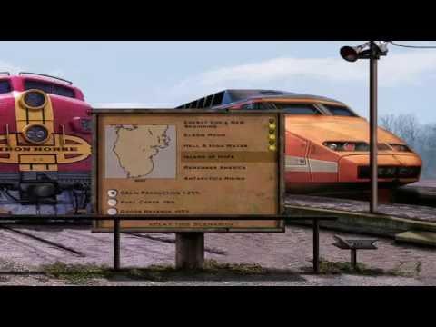 Railroad Tycoon 2 Platinum - 34 - Second Century: Island of Hope