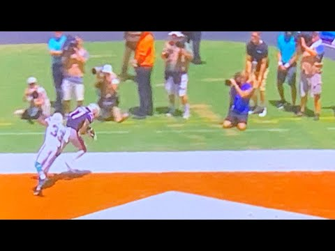 Antonio Brown 1st TD Catch As New England Patriot Was 20 Yards Against Miami Dolphins