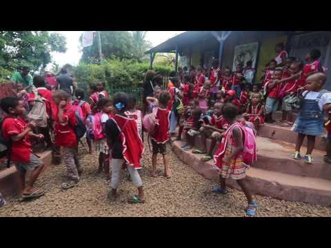 Vidéo Résumé court Mission Ste Marie Madagascar Mars 2017 12mn
