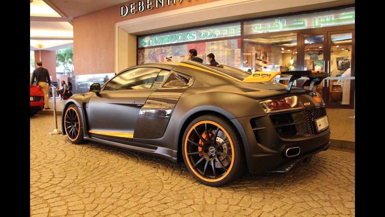 Audi R8 V10 Ppi Razor Gtr 1 Of 10 Worldwide Youtube