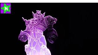 3 d magic transformer lamp.Волшебная 3д лампа . Трансформеры новые серии