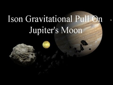 What is gravitational pull?