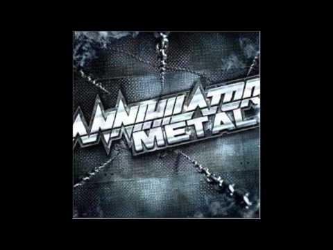 Annihilator METAL Full Album