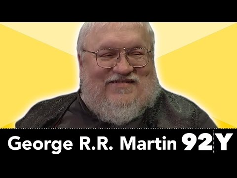 George R.R. Martin on J.R.R. Tolkien, Birthing Dragons, The Grateful Dead, Hollywood and More