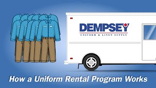 How a Uniform Rental Program Works