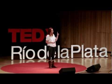 El corazón de una mujer puede romperse en serio | Florencia Rolandi | TEDxRiodelaPlata