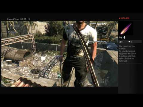 Dying Light. Trades, weapons AND MORE!!!